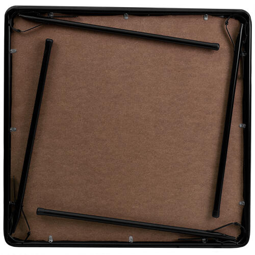 Flash Furniture - Black Folding Card Table