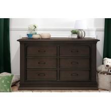 Brownstone Rhodes 6-Drawer Assembled Double Dresser