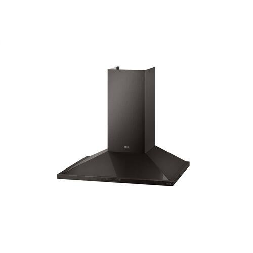 36'' Wall Mount Chimney Hood