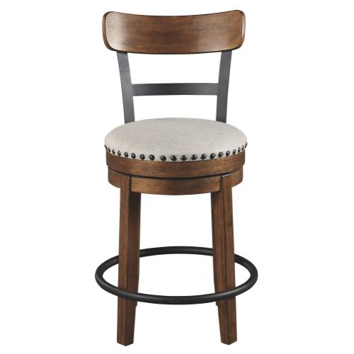 Signature Design By Ashley - Counter Height Swivel Barstool