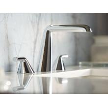 See Details - Sink Faucet, Lever Handles - Chrome