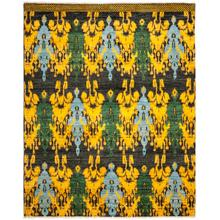 View Product - Calcutta Ikat Hand Knotted Rug