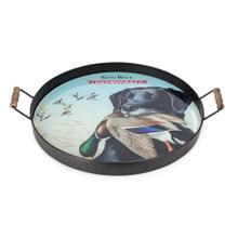 Winchester King Buck Decorative Tray