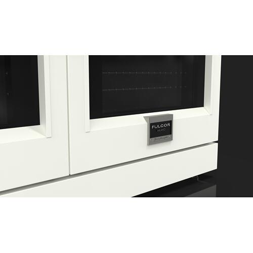 "Fulgor Milano - 48"" Matte White Color Kit"