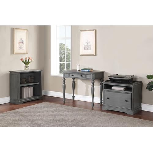 Office Star - Country Meadows 2-shelf Bookcase