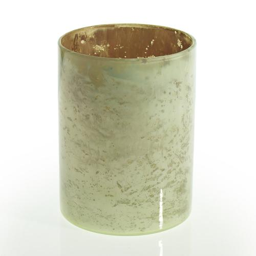 3'' x 4.5'' Cherish Glass Vase (Votive Option)