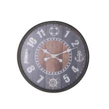 See Details - Gulf Coast Wall Clock
