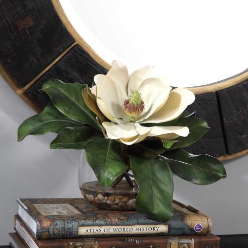 Celia Silk Magnolia Accent