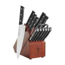 Henckels International Everedge Dynamic 14-pc Knife block set