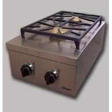 """See Details - 16"""" Outdoor Grill Side Burner"""