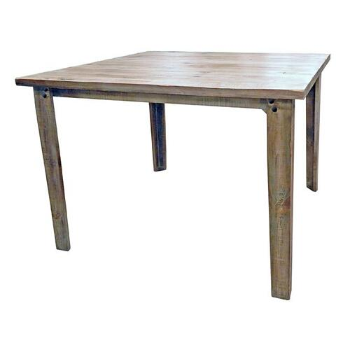 "Agave 42"" Square Bistro Table"