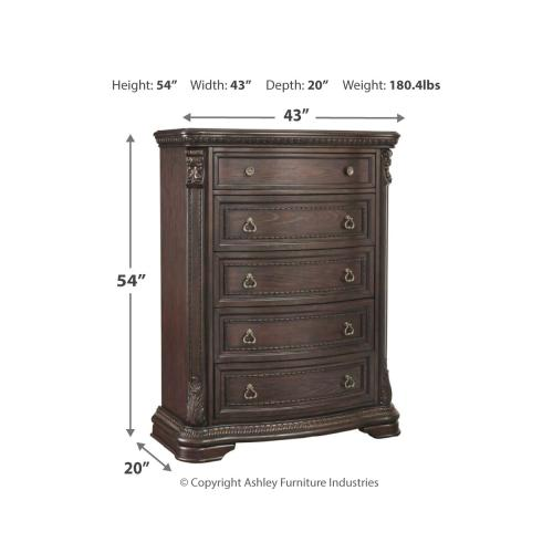 Wellsbrook Chest of Drawers