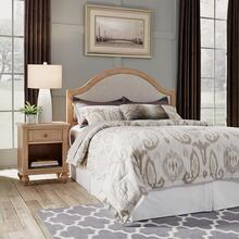 Claire Queen Headboard and Nightstand