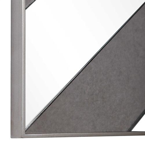 Jeannie Mirrored Wall Decor, S/2