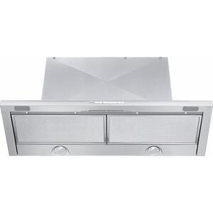 DA 3486 30-inch slimline ventilation hood with energy-efficient LED lighting and backlit controls for easy use.