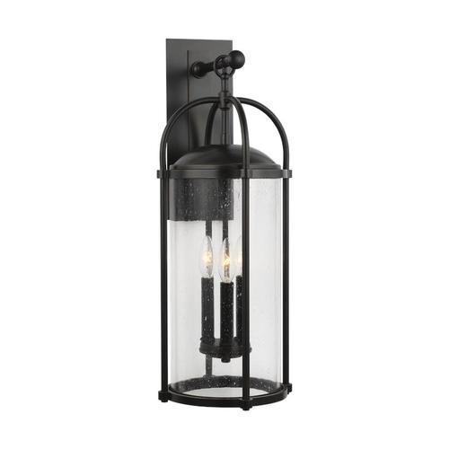 Dakota Large Lantern Espresso