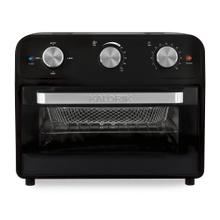 Kalorik 22 Quart Air Fryer Toaster Oven, Black