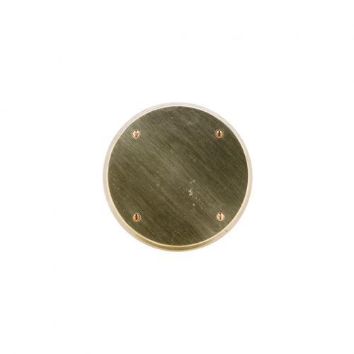 Round Escutcheon - E419 Silicon Bronze Brushed
