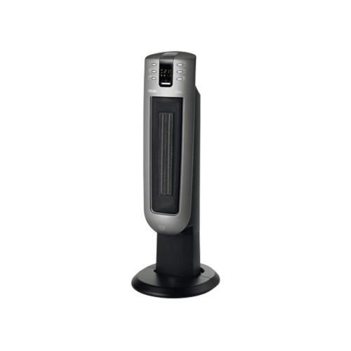 "Delonghi - Digital Ceramic Tower Heater - 27"" - TCH7690EDR"