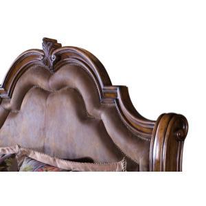 Pulaski Furniture - San Mateo Sleigh Style Style Queen Headboard