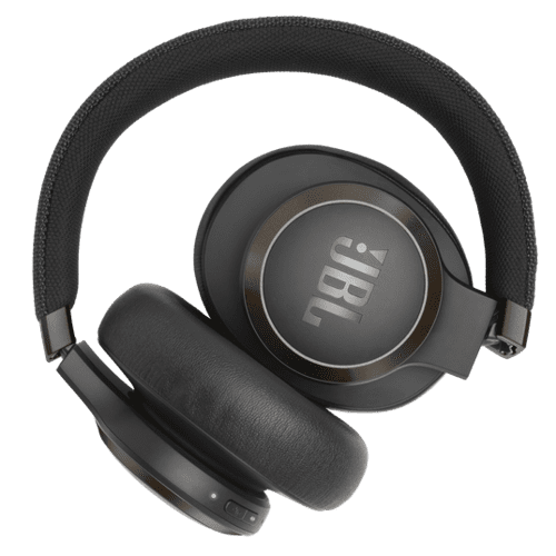 JBL LIVE 650BTNC Wireless Over-Ear Noise-Cancelling Headphones