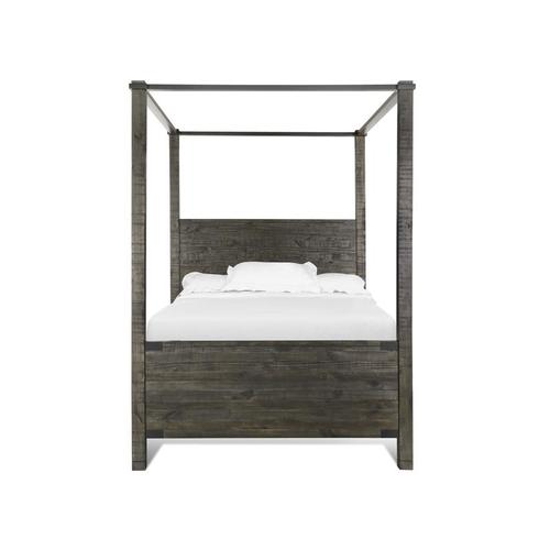 Magnussen Home - Complete Cal.King Poster Bed