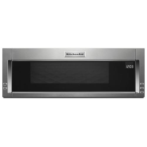 900-Watt Low Profile Microwave Hood Combination - Stainless Steel