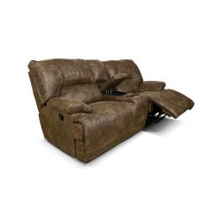 V136085 Double Reclining Loveseat Console
