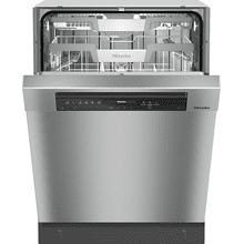 G 7316 SCU AutoDos - Built-under dishwasher with Automatic Dispensing thanks to AutoDos with integrated PowerDisk.