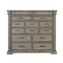 See Details - Madison Ridge 14 Drawer Master Chest in Heritage Taupe