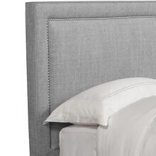 CODY - MINERAL King Headboard 6/6 (Grey)