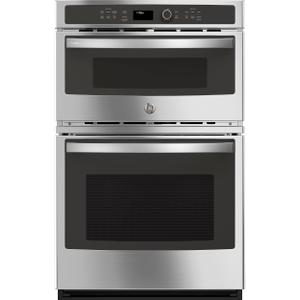 "GE ProfileGE PROFILEGE Profile™ 27"" Built-In Combination Convection Microwave/Convection Wall Oven"