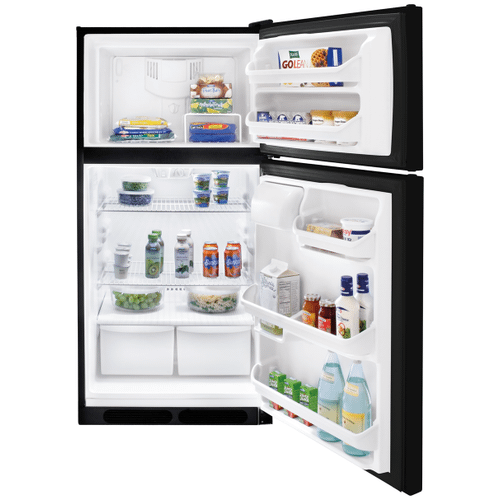 Frigidaire - Frigidaire 15 Cu. Ft. Top Freezer Refrigerator