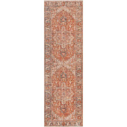 """Surya - Lavable LVB-2303 2'6"""" x 8'"""