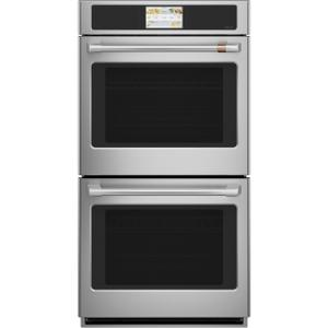 "Cafe Appliances27"" Smart Double Wall Oven with Convection"