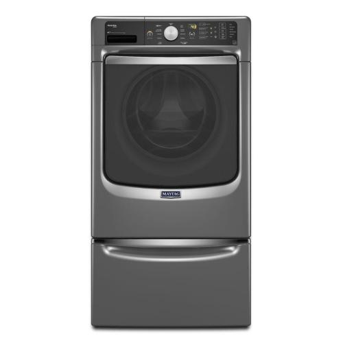 Maytag Canada - Maxima® Front Load Steam Washer with Overnight Wash & Dry Cycle 5.2 cu. ft. I.E.C.
