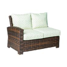Amalfi Corner Sectional DS Right Arm Love Seat