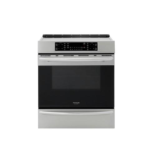 Gallery - Frigidaire Gallery 30'' Front Control Induction Range with Air Fry