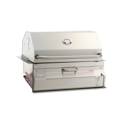"""Fire Magic - 24"""" Built-in Charcoal Grill"""