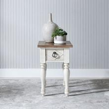 See Details - Chair Side Table