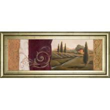 "See Details - ""Tuscan Scene I Framed Print Wall Art"