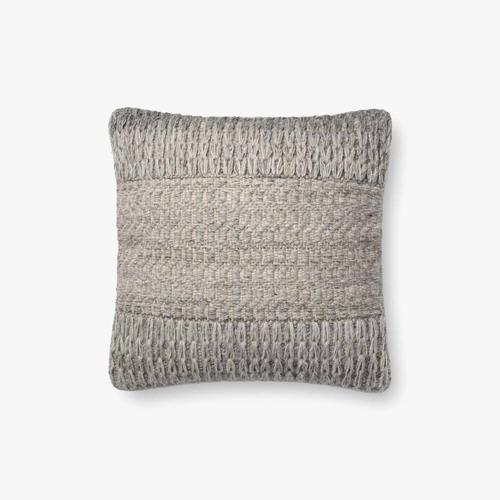 P0697 Grey Pillow