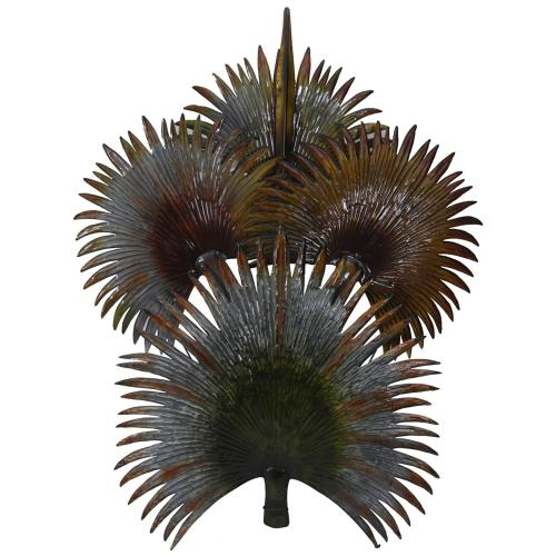 """Crestview Collections - """"Palm Fronds"""""""