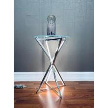See Details - LED Side Table // Round, Small