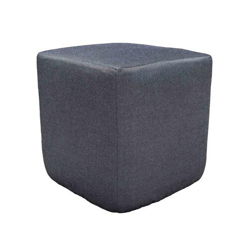Patio Furniture Cushions & Outdoor Pillows : Square Outdoor Pouf