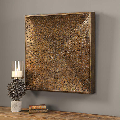 Blaise Metal Wall Decor