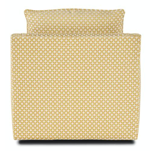 Sam Moore Furniture - Living Room Dekker Swivel Chair