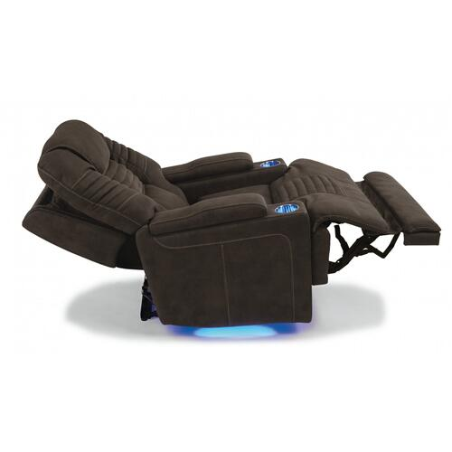 Bain Power Recliner with Power Headrest