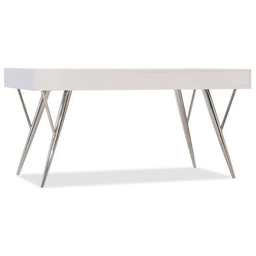 Product Image - Sophisticated Contemporary Writing Desk 60in