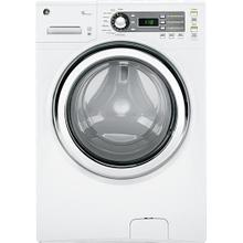 See Details - GE® ENERGY STAR® 4.1 DOE cu. ft. capacity frontload washer with steam